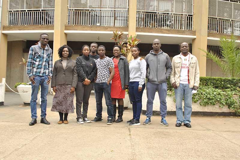 GBIF Team Members