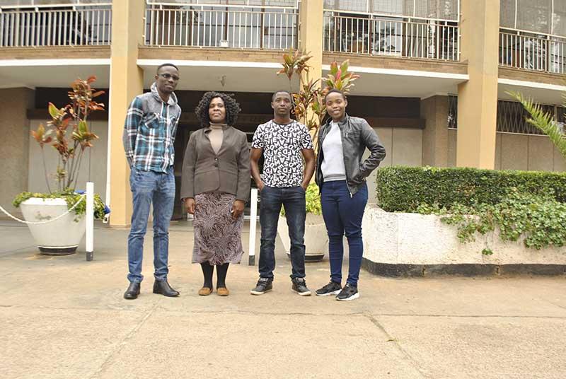 Mammalogy Department Team